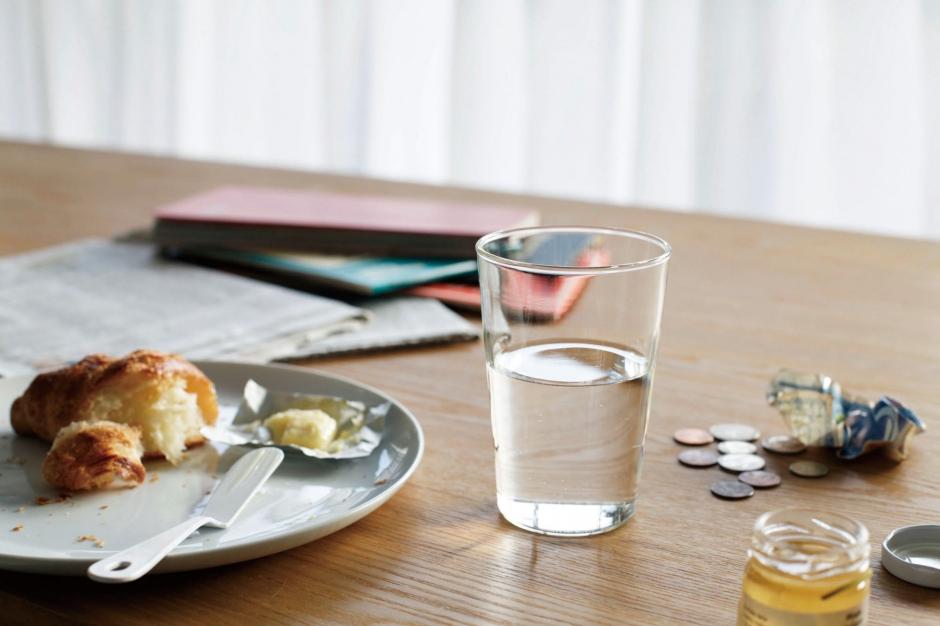 THE GLASS|熱に強く割れにくいグラス
