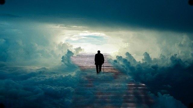 Lass uns dem Tod aus dem Wege gehen!