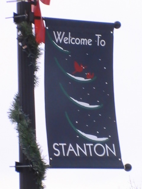 Stanton City dans le Michigan