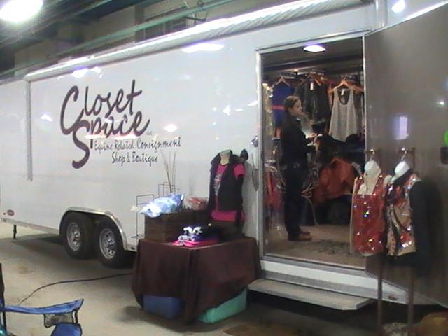 Même les magasins ont leur propre trailer!