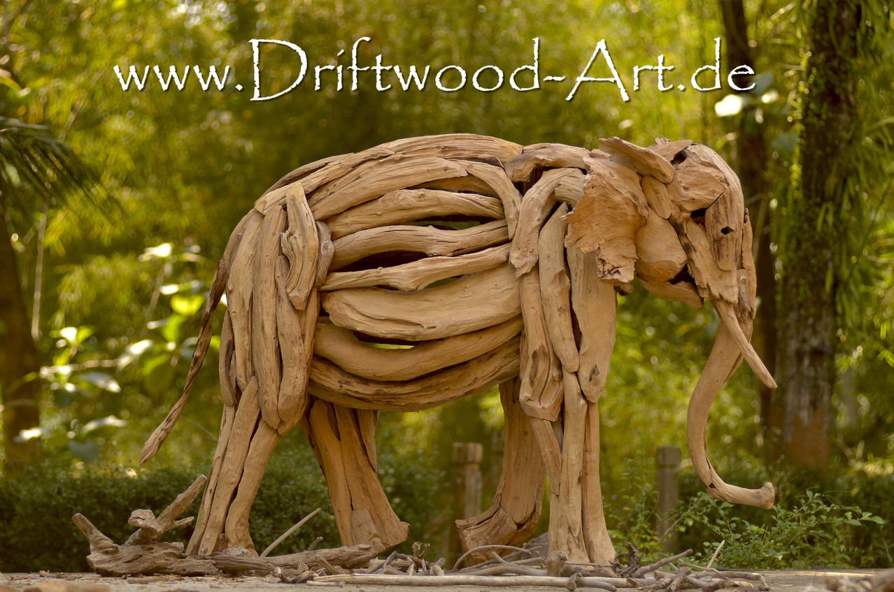 Abdul Ghofur für Driftwood-Art Lieferung November 2013
