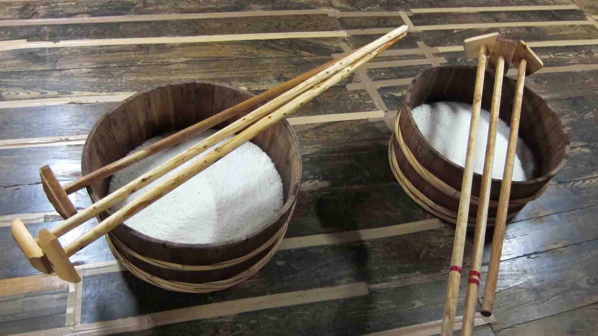 Brassage à la main et levures naturelles au sein de la brasserie Umetsu shuzo