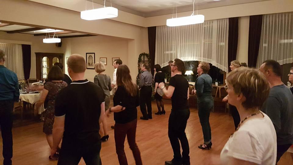 Gründungsfest mit Linedance in Güby bei Schleswig