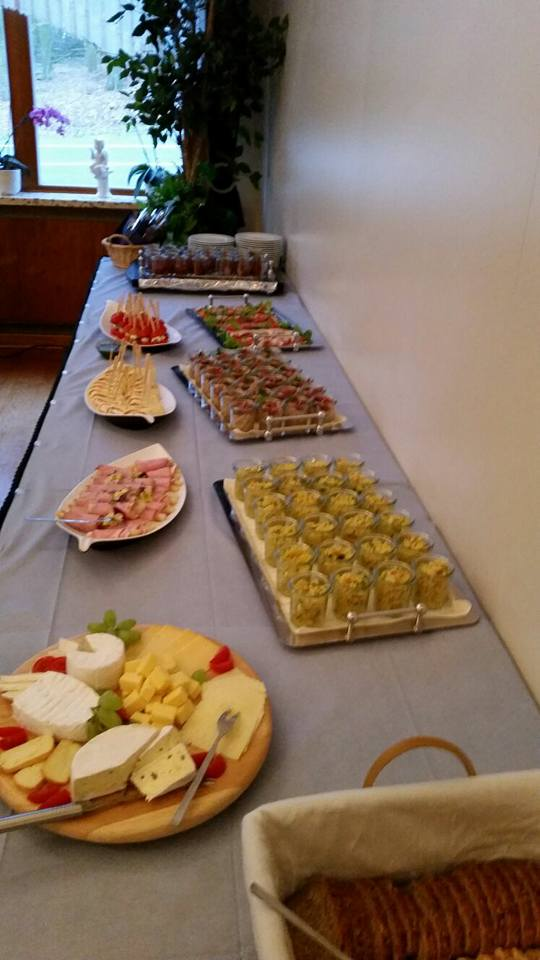 Gründungsfest mit Buffet in Güby bei Schleswig