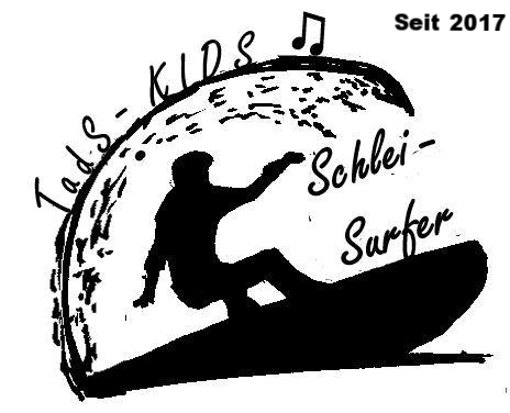 Das alte des Logo der jetzigen Schlei-Ladies... Damals hießen sie noch Schlei-Surfer