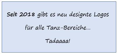 Der Tanzverein des Schleswiger Umlandes entschied sich für ein einheitliches Design...