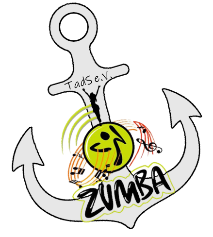 Auch Zumba bekam einen Anker