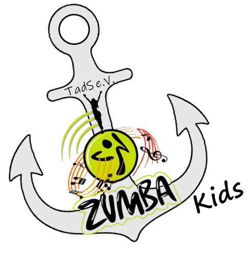 genauso, wie die Zumba-Kids