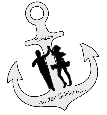 Das neue Logo mit Anker und Tanzpaar