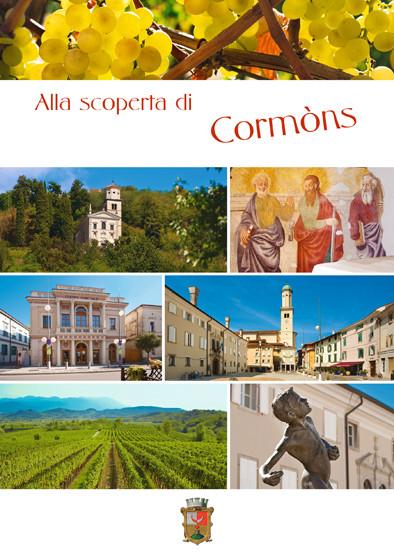 """Fotografie impaginazione e stampa """"Alla scoperta di Cormons"""""""