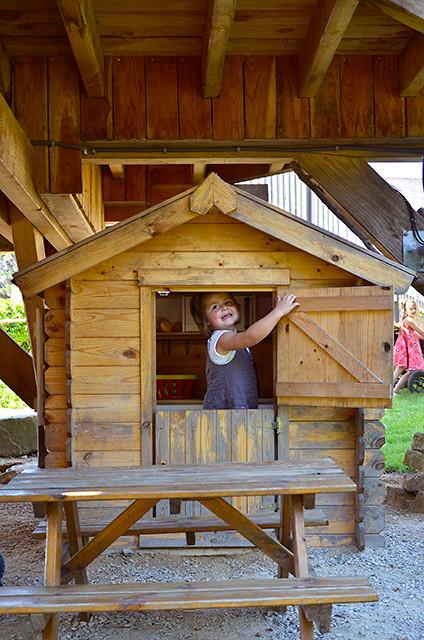 La petite cabane