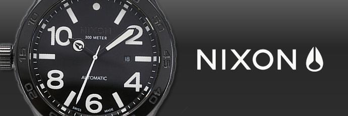 NIXONの腕時計買取に自信があります