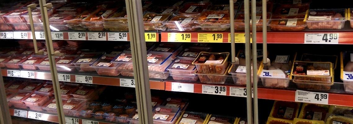 Bestes Fleisch - bei nahkauf immer frisch und lecker!