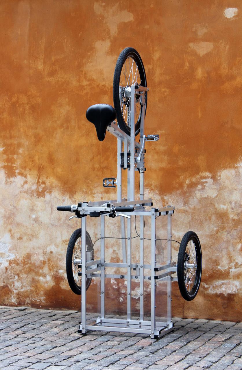 XYZCARGO Trike (parking vertical)