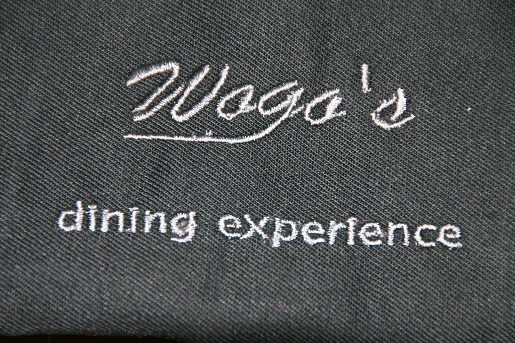 Bild: Schriftzug auf Hemd