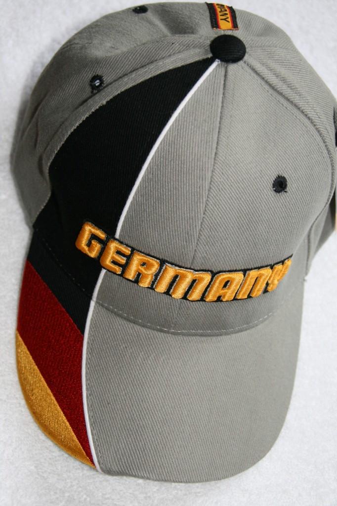 Bild: Deutschlandkappe