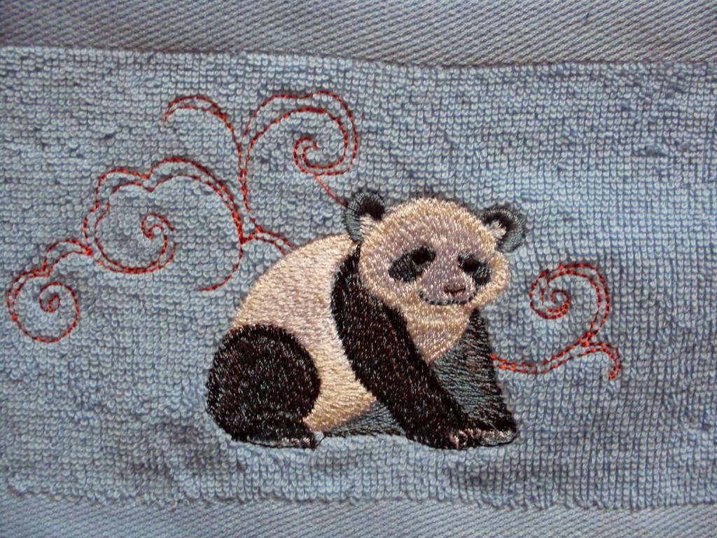 Bild: Pandabär 1