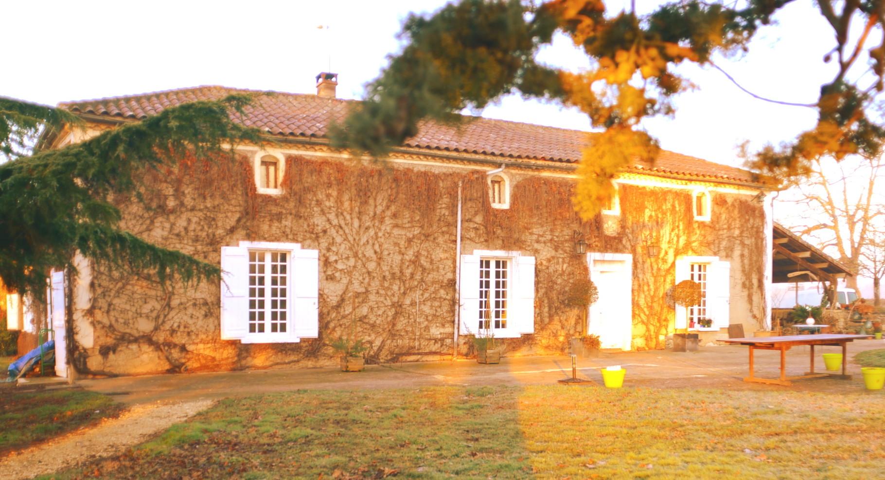 Château de Roquebère (3 km de Condom)