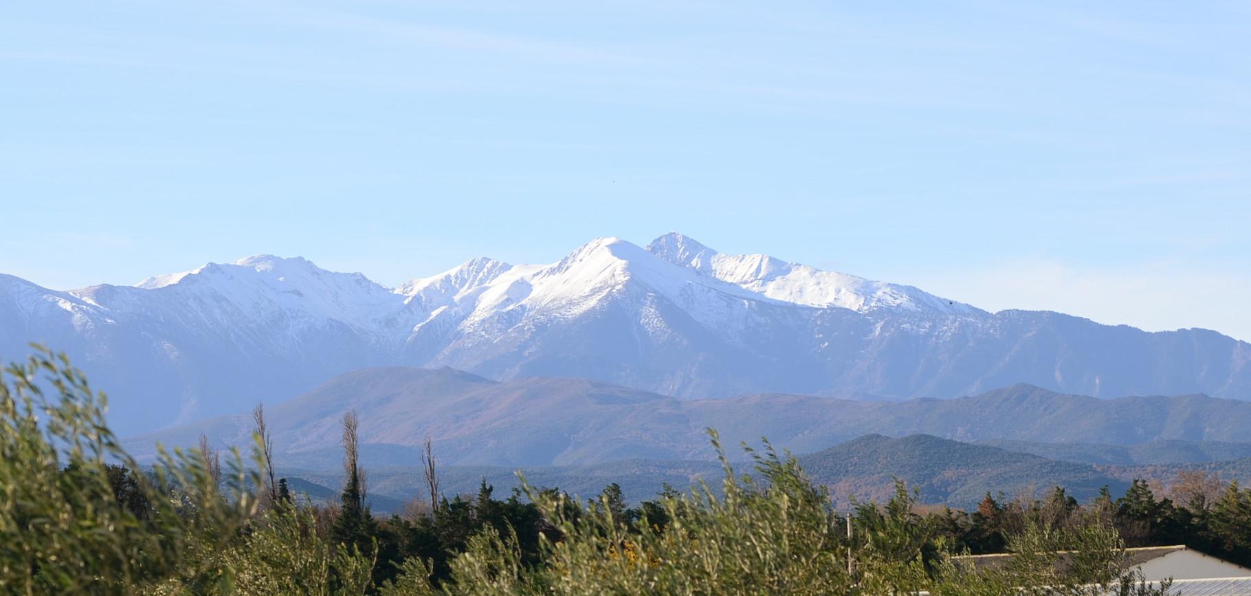 Massif du Canigou, 20 décembre