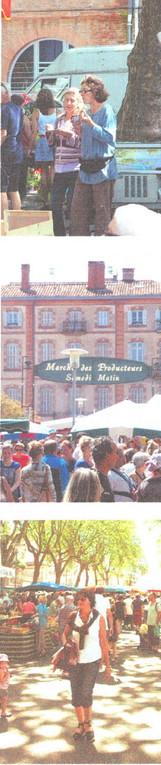 Montauban, un samedi de juin