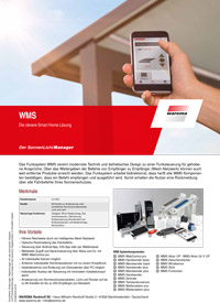 Download Produktdatenblatt WMS