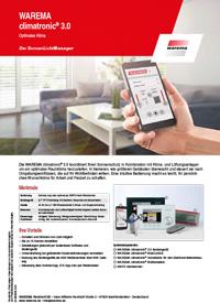 Download Produktinfo climatronic® 3.0