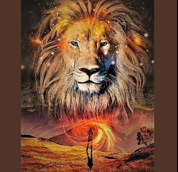 Die Kraft des inneren Löwen