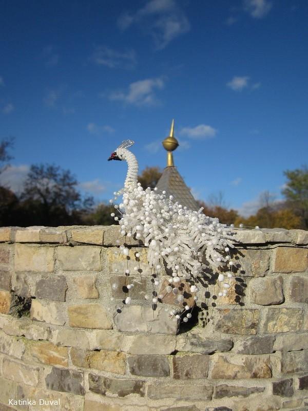 Phantasie-Vogel von alkonost