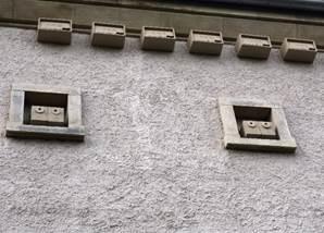 Hochbunker: Mauerseglerkästen