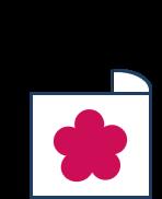 江別市にあるディエンチャンとハンドトリートメントのお店、リュッカのロゴです。。