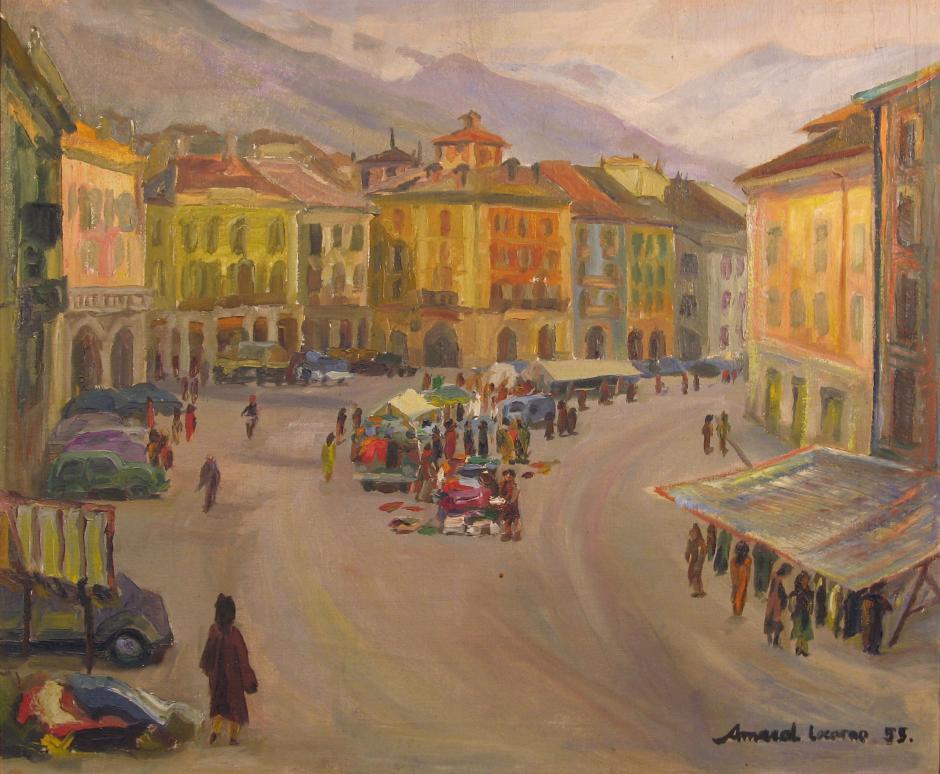 Locarno, 1955