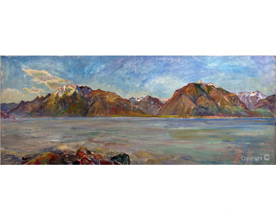 Fjord, 1958