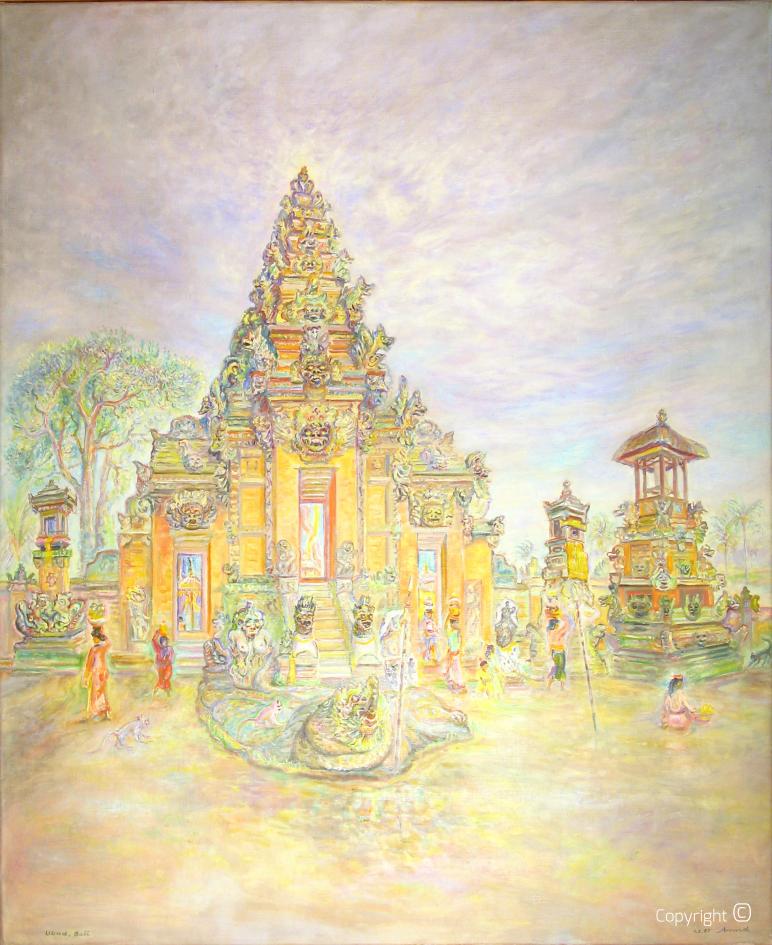 Ubud Bali, 1992
