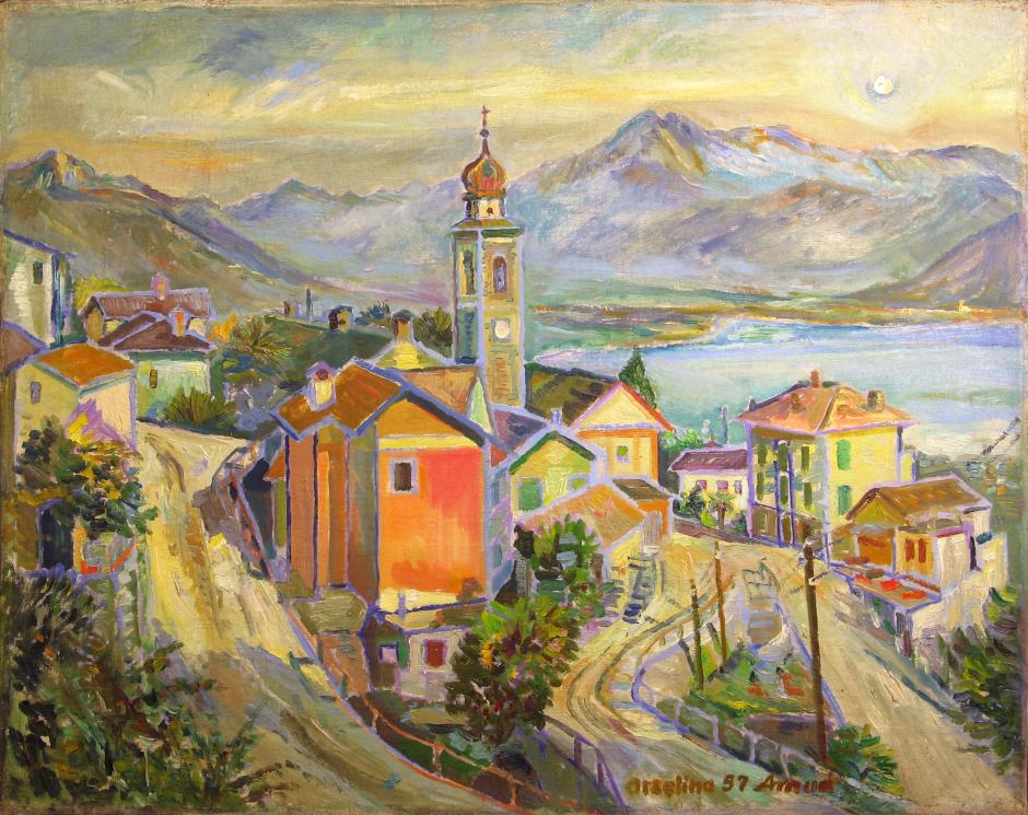 Orselina, 1957