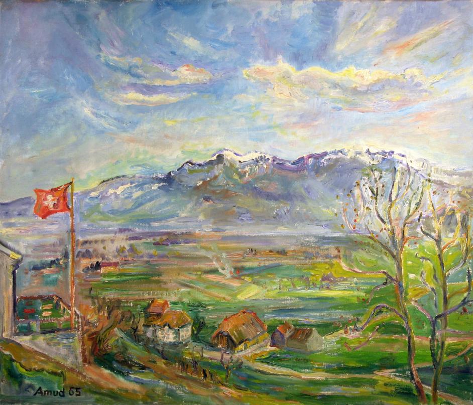 St. Gallen, 1965