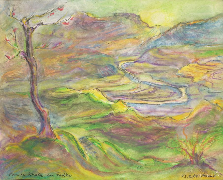 Phusrekhola, 1982