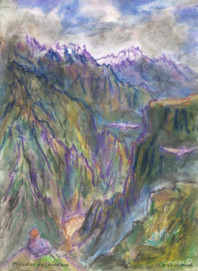 Mirador d´El Condor, 1997