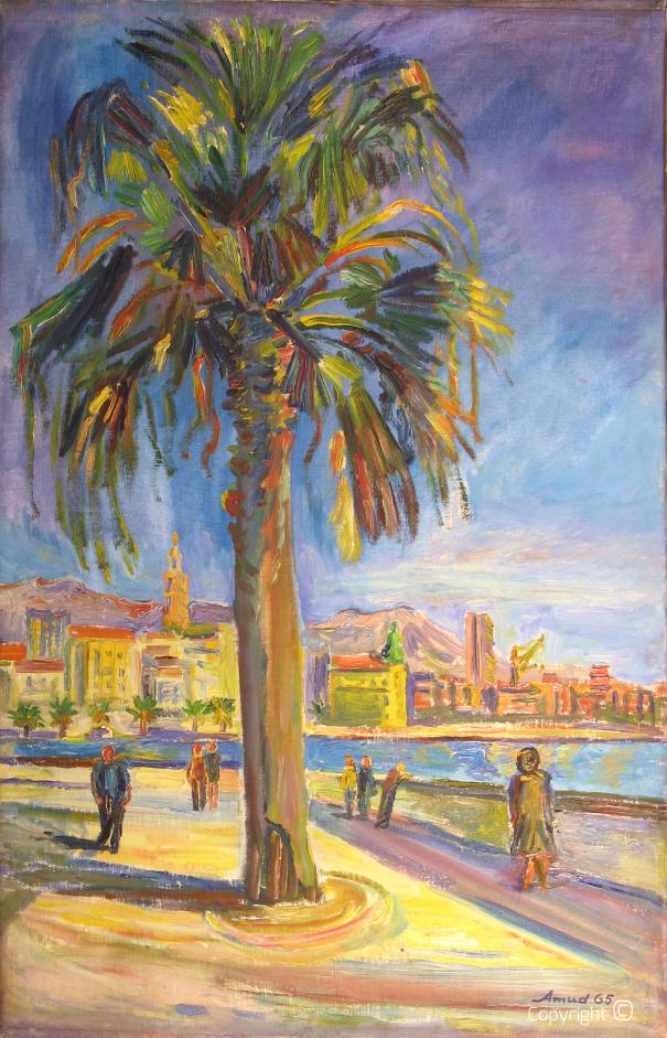 Palmen, 1965
