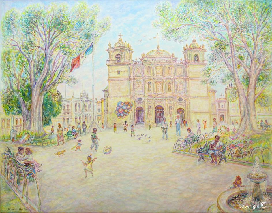 Oaxaca, 1986
