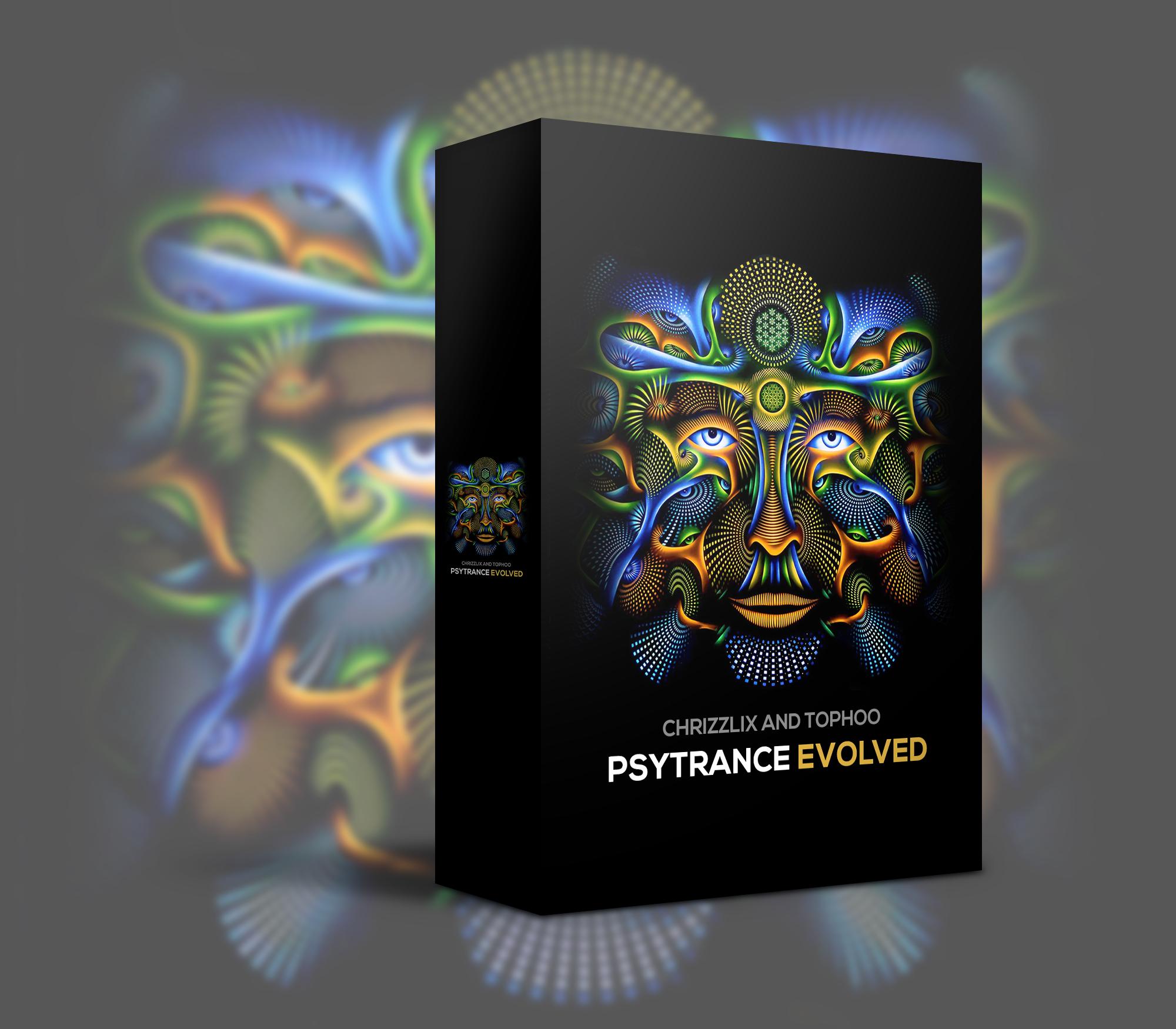 Psytrance Evolved Samplepack by Chrizzlix & Tophoo