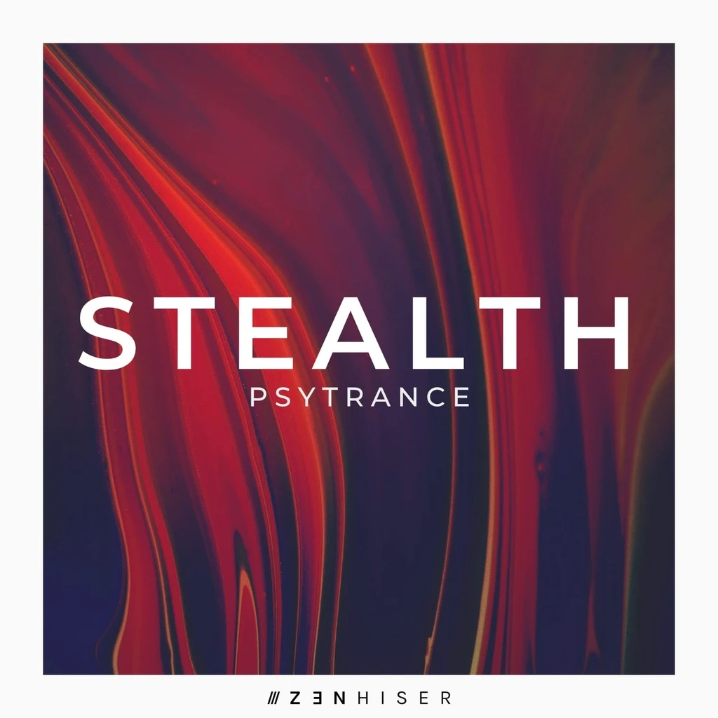 Stealth - Psytrance | Sample Pack created by Chrizzix & Tophoo