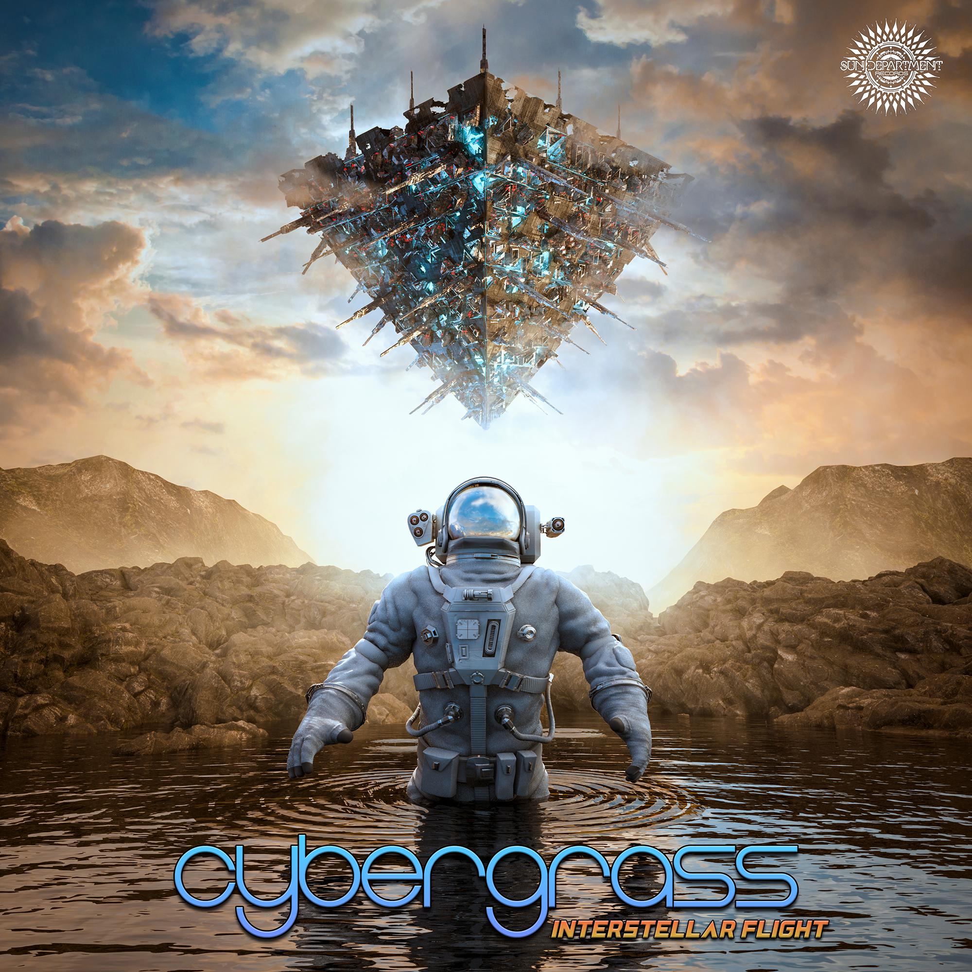 Cybergrass - Interstellar Flight