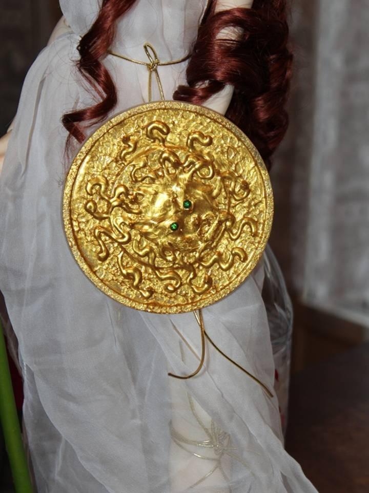 Athena (collection 2014) pour Cassiopée de Coeur d'Artichaut 65 cm