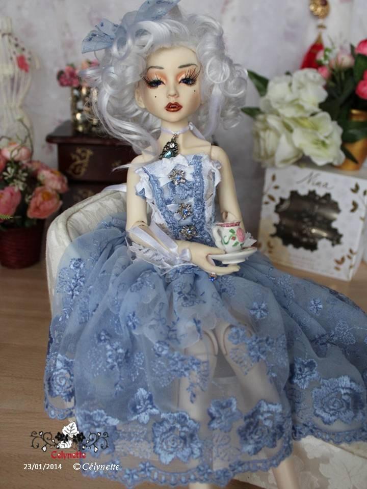 La marquise (collection 2013) pour Narae 40 cm