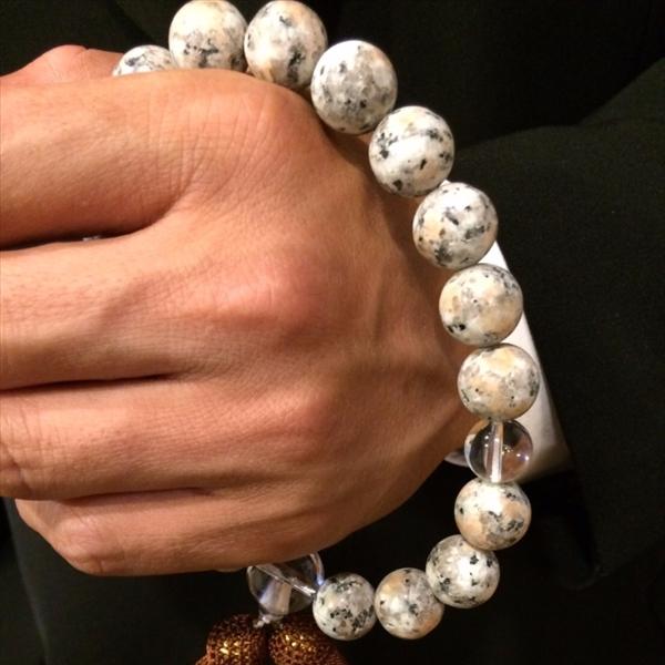 お葬式、法事:万成石数珠