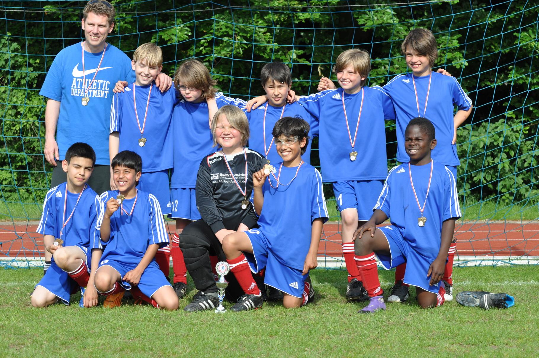 2010/2011 – 1. F-Junioren