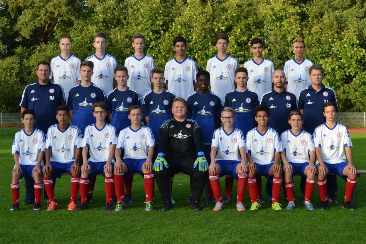 2016/2017 – 1. C-Junioren