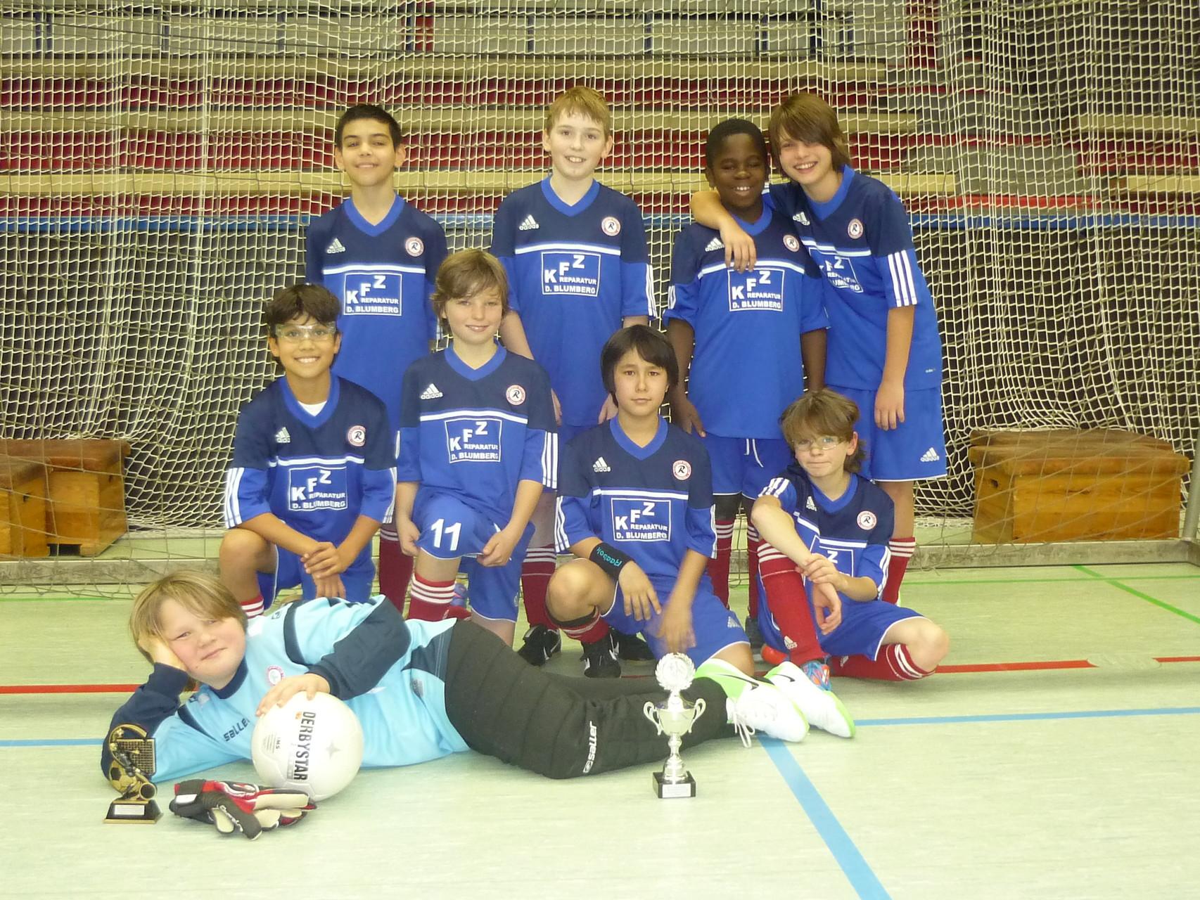 2012/2013 – 1. E-Junioren