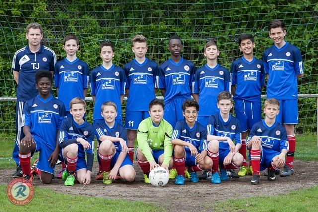 2014/2015 – 1. D-Junioren