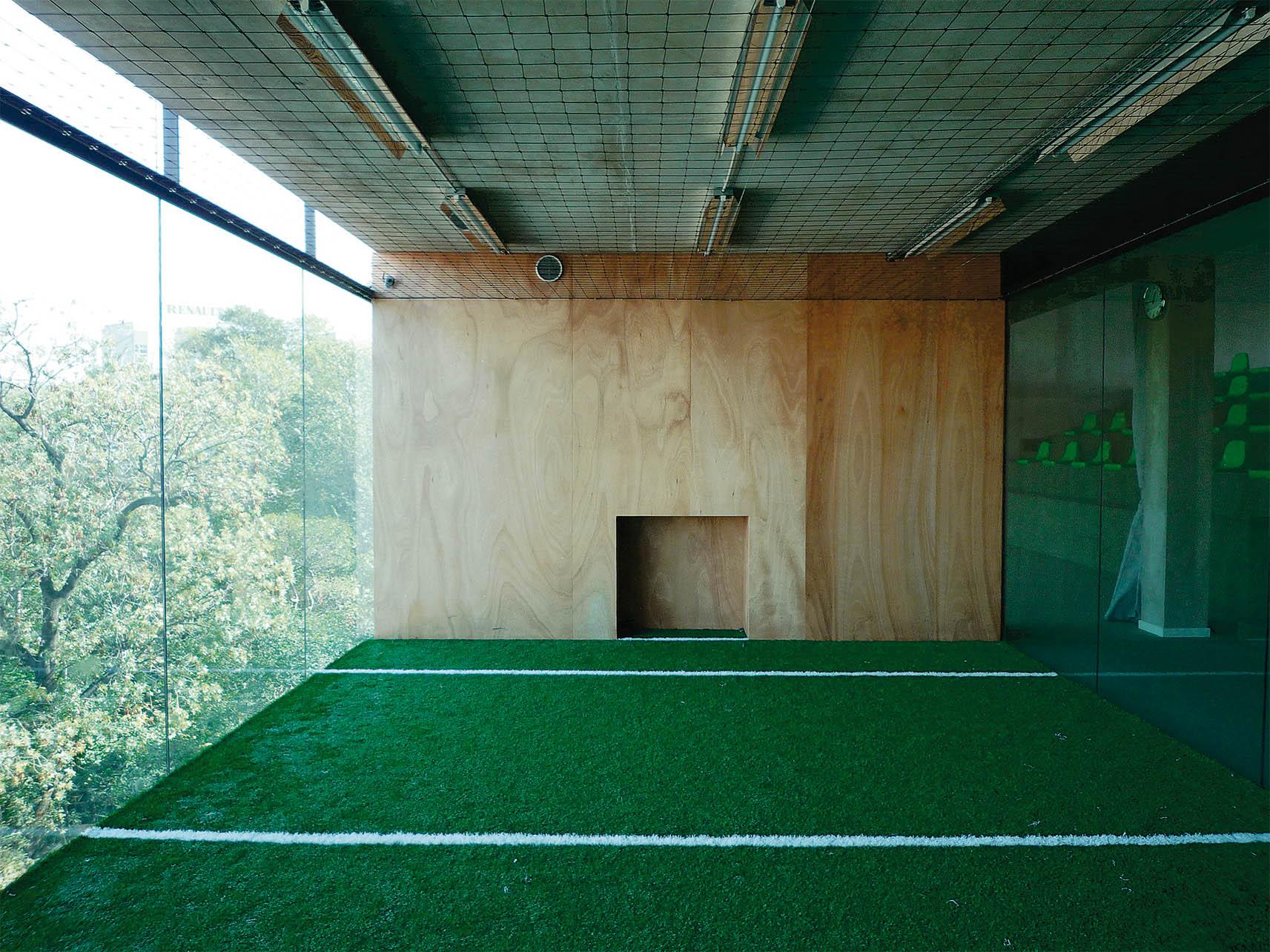 Le BLOK : Terrains de sport - Foot à 2